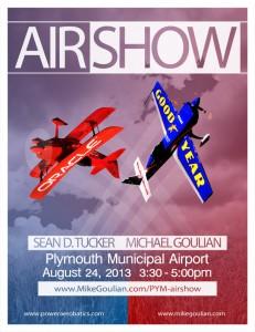 Plymouth Air Show, Plymouth, MA - Aug 24, 2013