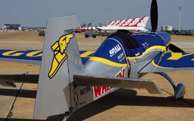 2014Barksdale - The Extra Showplane ready to rock