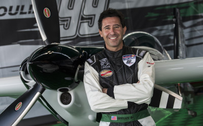 Hartzell Extends Sponsorship with Goulian for 2015 Red Bull Air Races