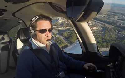 "Bose highlights Michael Goulian in ""Why I Fly"" video"