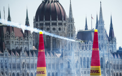 Team Goulian poised to repeat win with Red Bull Air Race's return to Budapest