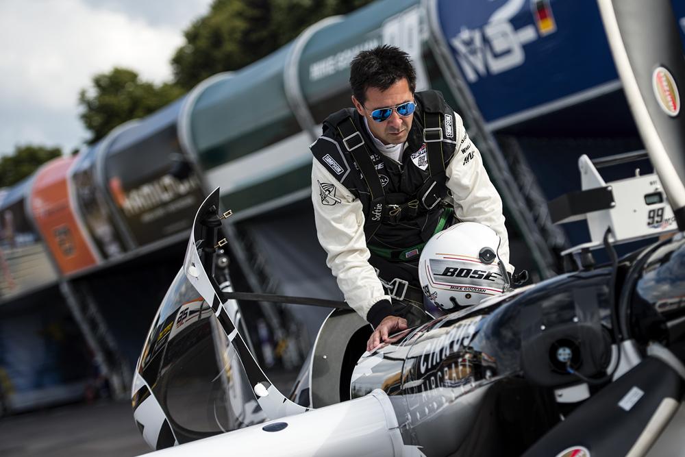 Ascot Red Bull Air Race Recap for Team Goulian