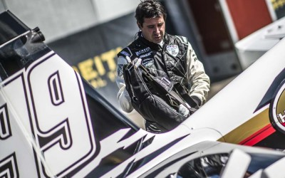 Spielberg Red Bull Air Race – Technical Glitches Crop Up on Team #99