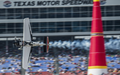 Goulian's Team #99's Teamwork Pays Off at Ft. Worth Red Bull Air Race