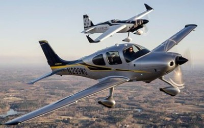 Goulian's 2016 Race Plane Modification & Test Program Completed