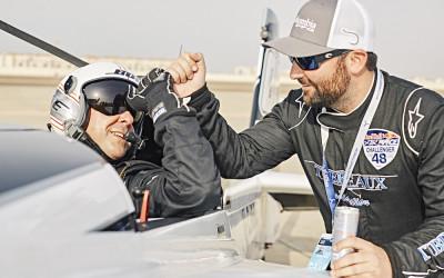 Abu Dhabi Red Bull Air Race Recap for Team Goulian