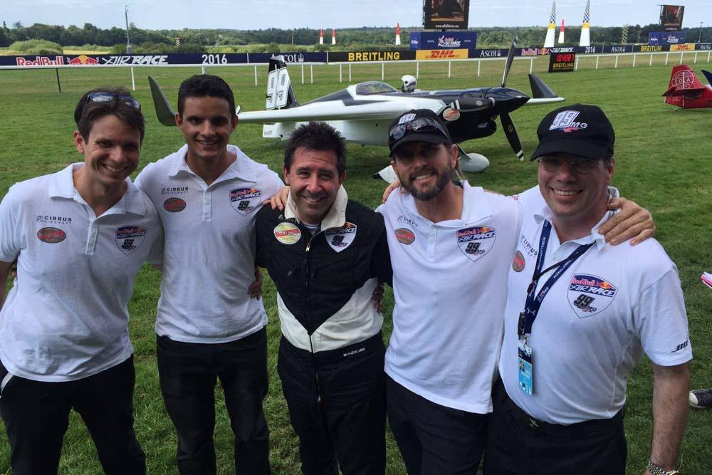 2016 Ascot Red Bull Air Race Recap for Team Goulian
