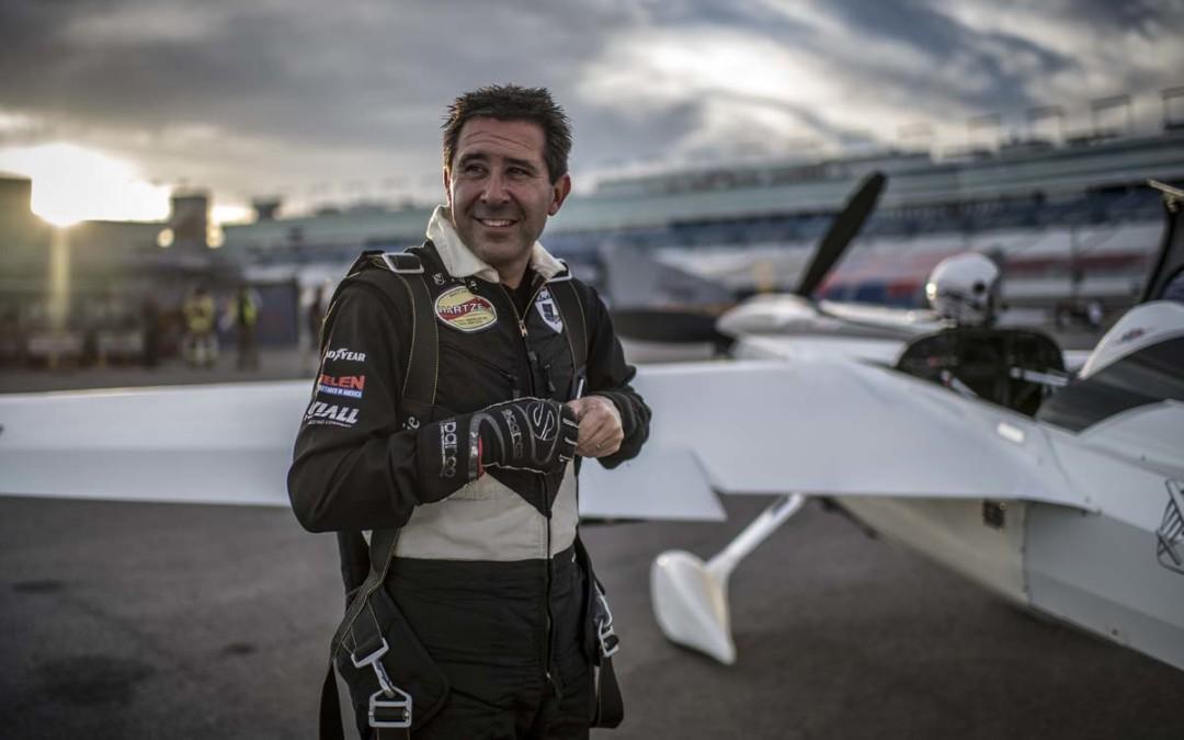 2016 Las Vegas Red Bull Air Race Goulian Recap