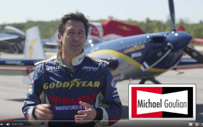 Mike Goulian explains how Champion Aerospace is synonymous with excellence